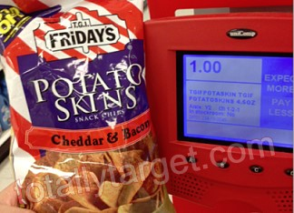 fridays Target: TGI Fridays Bagged Snack Just 50¢