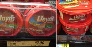 lloyds 300x157 Cheap Lloyds Tubs or BBQ Plus Country Crock Side Deal Scenarios at Walmart