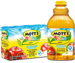 motts Target: Motts for Tots Juice and Motts Applesauce Price Cut Deals