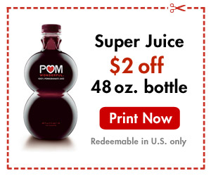 pom wonderful printable coupons