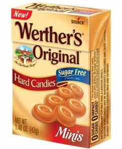 werthers New Werthers Original Coupon = Possibly FREE Minis