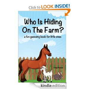 whos hiding Free ebook: Who Is Hiding On The Farm? A Fun Guessing Book For Little Ones!