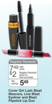 Cover Girl RR Deal Covergirl Makeup Deals at Walgreens and Target