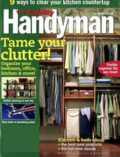 Family Handyman 6 Family Handyman Magazine Subscription For $4.99