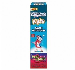 aquafresh 300x280 Target: Free Kids Aquafresh Toothpaste