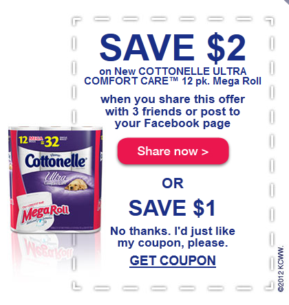 cottonelle Target coupon