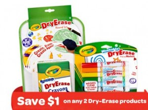 picture about Crayola Coupons Printable named Crayola Printable Coupon codes Preserve upon Back again in direction of Higher education Preferred