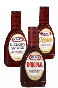 New $0.50/1 Kraft BBQ Sauce Coupon + Deals!