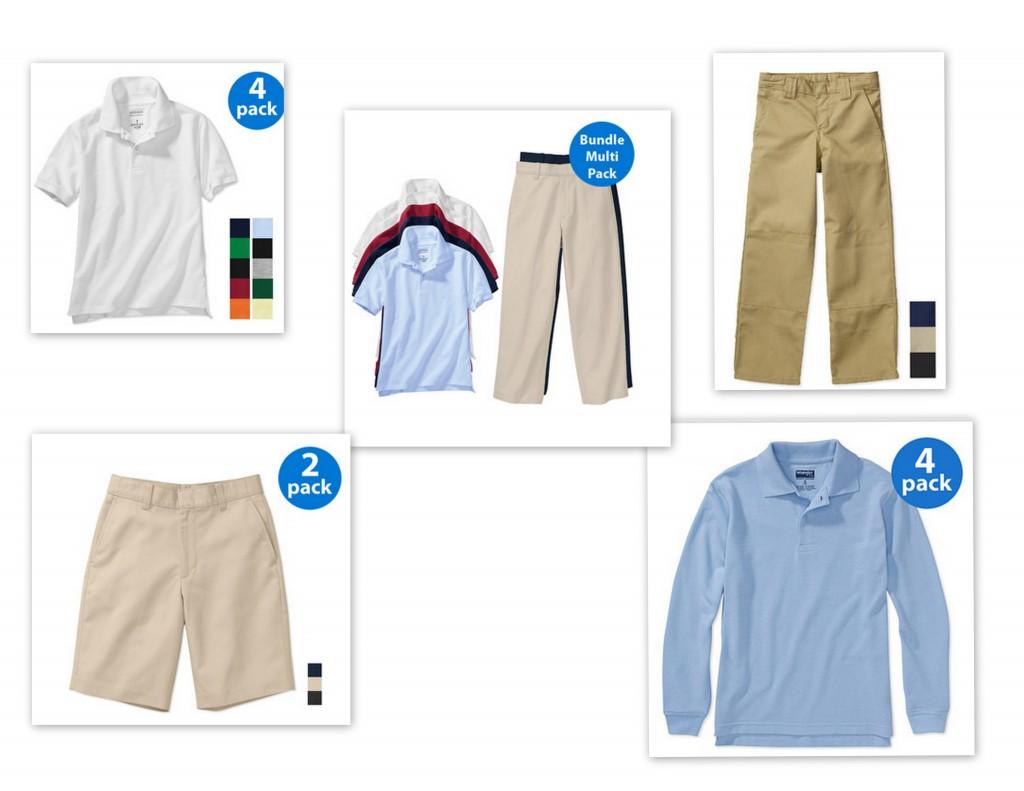 Deals on uniforms