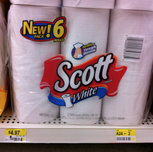 scott Walmart: Scott Paper Towels 62¢ Per Roll After Coupon