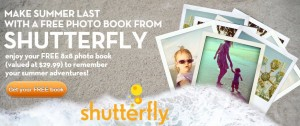 shutterfly 300x126 Free 8x8 Photo Book from Shutterfly.com