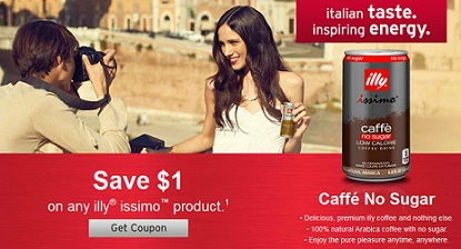 Issimo CVS coupon FREE Always & Tamplax Purse Pack, illy issimo Product Coupon and Coupon Center Offers For the Week at CVS