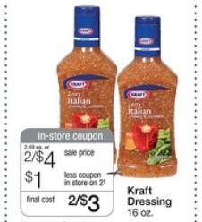 Kraft-Dressing