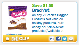 brachs candy New Brachs Candy Coupon + Store Scenarios
