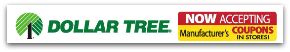 dollar tree coupons New Dollar Tree Deals   Now Accepting Manufacturer Coupons