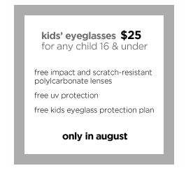 kids glasses JCPenney: Kids Eye Glasses For Just $25 In August