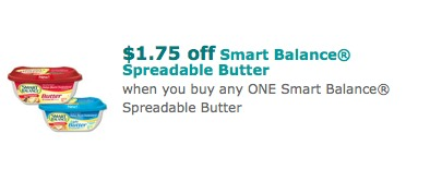 smart balance printable coupons
