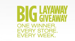 KMart 300x163 Sweepstakes Roundup: KMart Big Layaway Giveaway + McDonalds Monopoly Game 2012