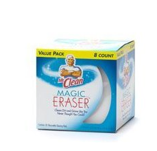 Screen Shot 2012 09 28 at 9.22.32 AM 8ct Box of Mr. Clean Magic Eraser Cleaner Cleaning Pads $6.64 Shipped