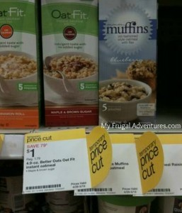 better oats coupon 257x300 Target: Better Oats Oatmeal just 66 Cents Per Box