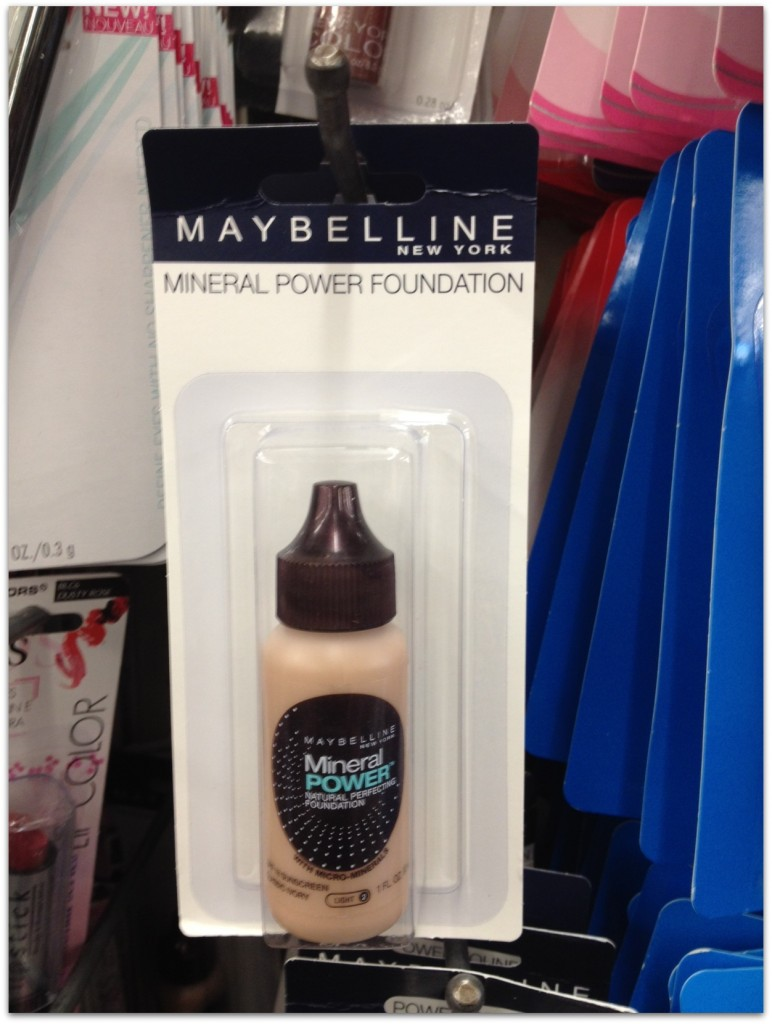 maybelline dt 772x1024 Dollar Tree: FREE Maybelline Mineral Powder Foundation
