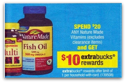 naturemade at cvs