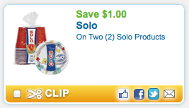 solo cups coupons 2019