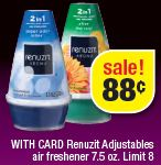 Renuzit Ad Upcoming Deal on Renuzit Adjustables Air Freshener at CVS
