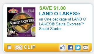 Screen Shot 2012 10 11 at 1.59.11 PM Printable Coupons: Bob Evans, Land O Lakes, Weight Watchers, Folgers, Nathans and More