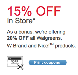 Screen Shot 2012 10 17 at 8.00.37 AM Walgreens: Friends and Family Discount (4/19 ONLY)