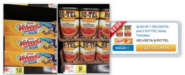 Screen Shot 2012 10 17 at 9.25.34 AM Velveeta and Rotel Printable Coupon Deal at Walmart
