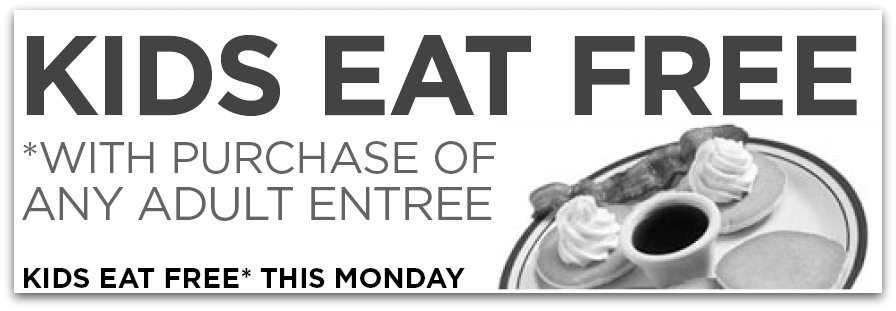 bob evans Bob Evans Kids Eat FREE (Today Only)