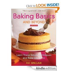 cake Free Kindle Book : Baking Basics and Beyond