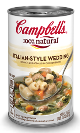 campbells natural soup update at shoprite Campbell's Natural Soup Update at ShopRite