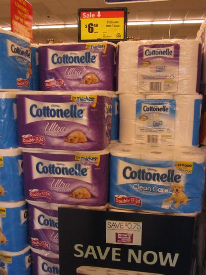 cottonelle or viva only 4 13 normally 11 99 1013 only albertsons stock up price Cottonelle or Viva  only $4.13 (normally $11.99) ~ 10/13 only Albertsons Stock Up Price