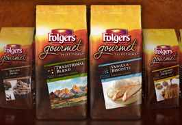 FREE Sample of Folgers Gourmet Coffee