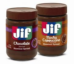 jif hazelnut spread coupon cheap at walmart $1.50/1 JIF Hazelnut Spread Printable Coupons