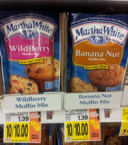 martha white FREE Martha White Muffin Mix at Kroger & Affiliate Stores