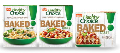 New $0.75/1 Healthy Choice Baked Entree Coupon = $1.00 at ShopRite