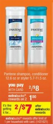 pantene CVS: Pantene Products For a Penny