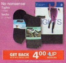 ra sock No Nonsense Socks As Low As FREE at Rite Aid