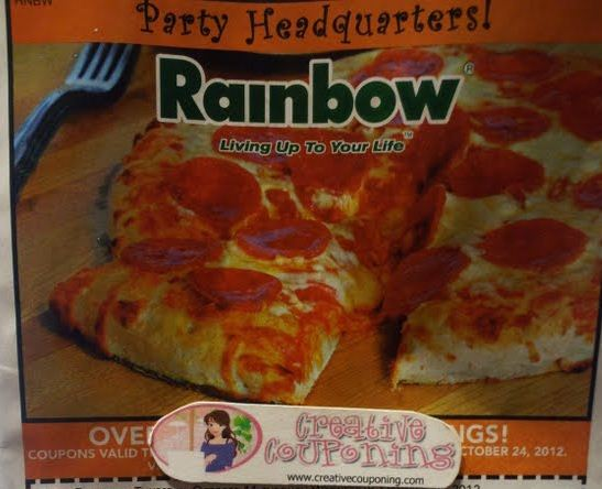 rainbow foods living up to your life coupon book Rainbow Foods Living up to Your Life Coupon Book