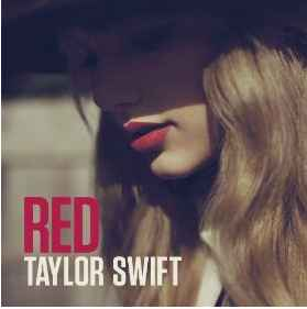 red Taylor Swift RED Album Download for $7.99