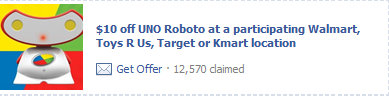 roboto coupon New $10 Off UNO Roboto Game Coupon + Target Scenario