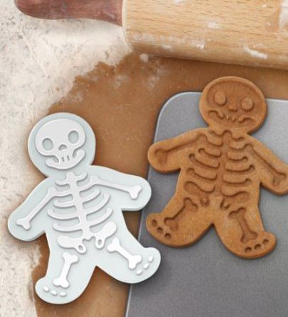 skeleton Cheap Halloween Cookie and Cupcake Decorations on Amazon