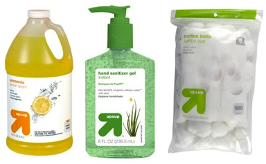 up and up cleaner Up & Up Cleaning Printable Coupon + Target Deals