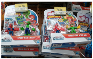 walmart toy sale 300x190 Walmart: Playskool Heroes only $4.88