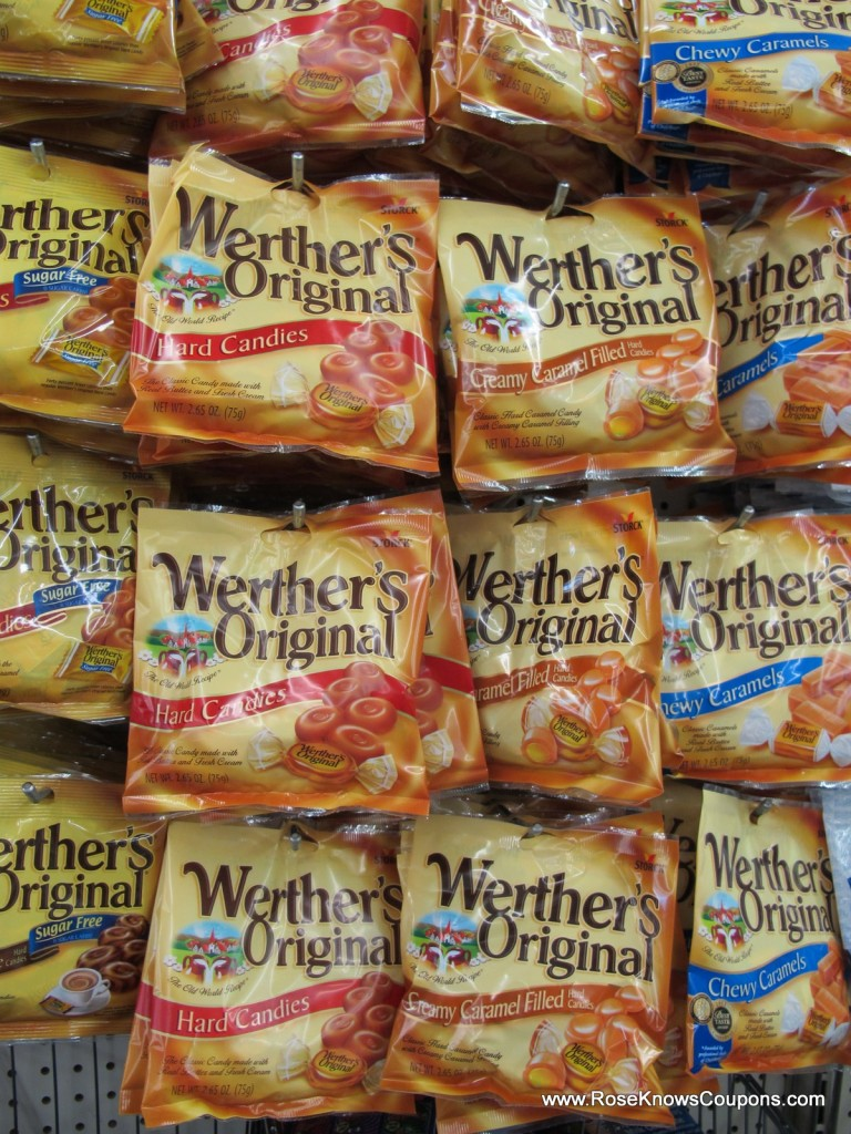 werthers 768x1024 Werthers Coupon = Possibly FREE at Dollar Tree Plus $0.98 at Walmart