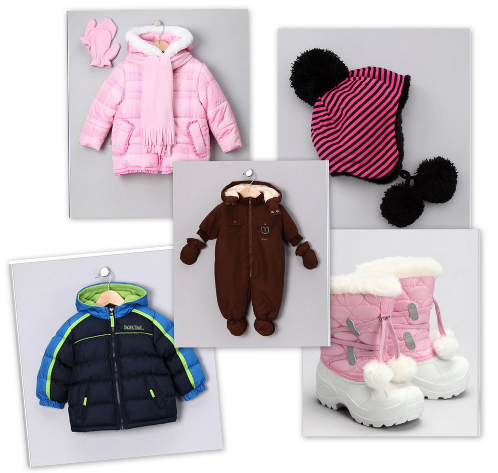 zulily collage 1024x972 Zulily Snow Days Event   Winter Coats, Snow Pants, Boots and more