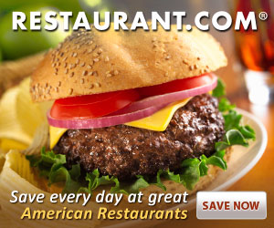 11319774 New Restaurant.com Coupon Code: Get a $25 Gift Certificate for $6